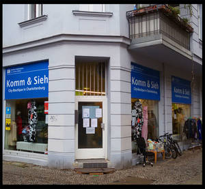 Bild der City-Boutique in Charlottenburg